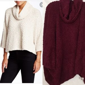 Romeo & Juliet Couture Boucle Poncho